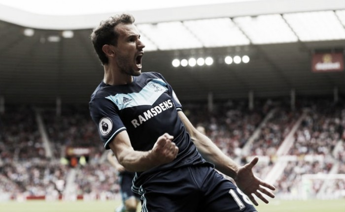Sunderland 1-2 Middlesbrough: Stuani brace condemns Black Cats to derby defeat