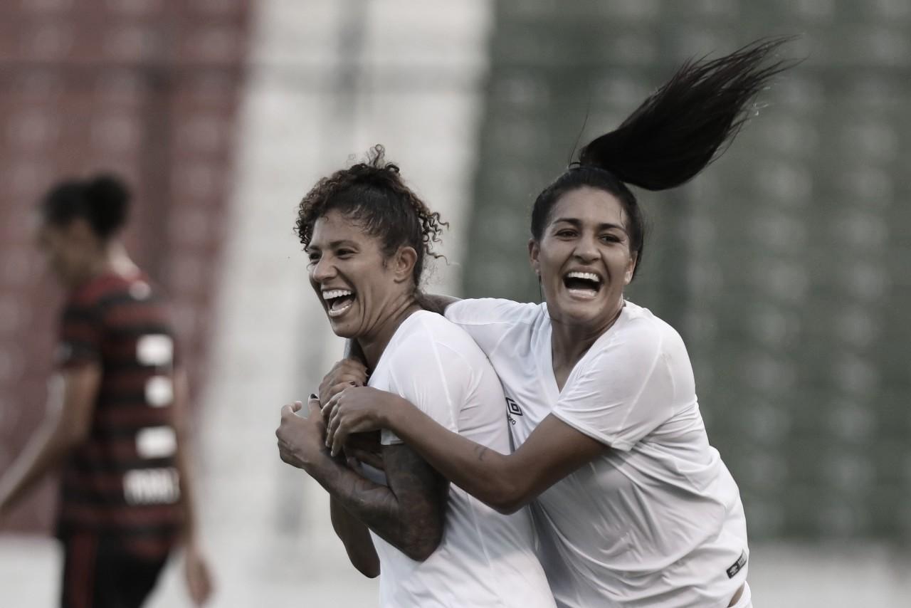 Em busca da segunda vitória, Santos e Iranduba se enfrentam no Brasileirão Feminino