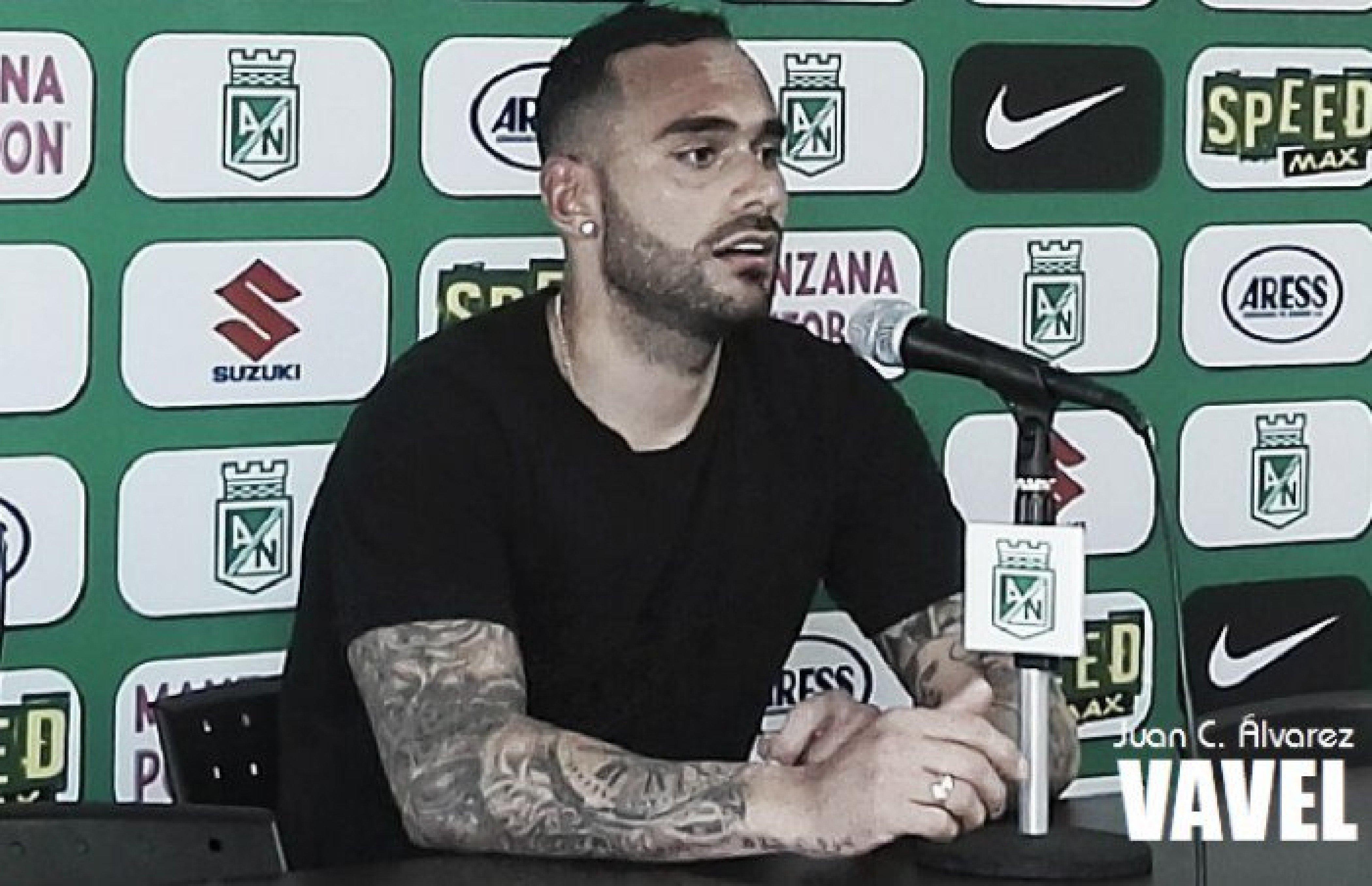 """""""Independiente del arco en cero, hay que seguir ganando"""":Christian Vargas"""