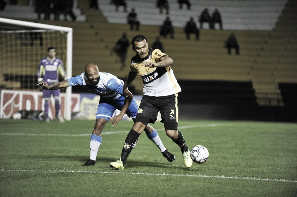 Com gol no fim, Criciúma bate São Bento e se aproxima da saída do Z-4