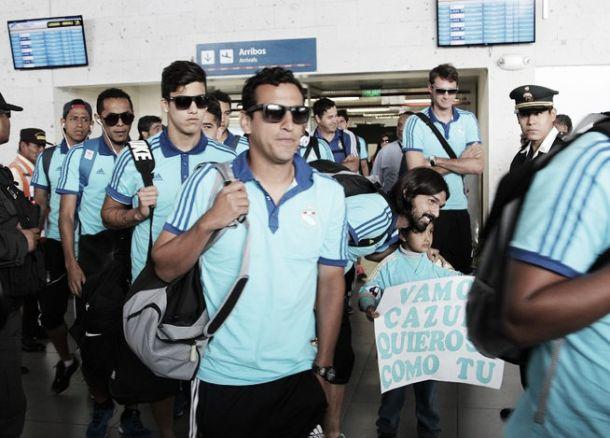 Sporting Cristal se complicó con vuelo a Huancayo y viajará vía terrestre