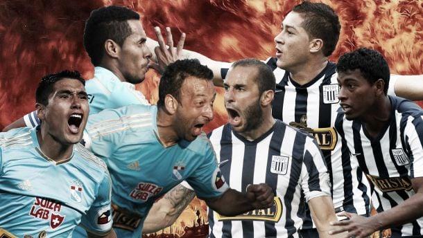 Resultado Alianza Lima - Sporting Cristal 2014 (0-1)