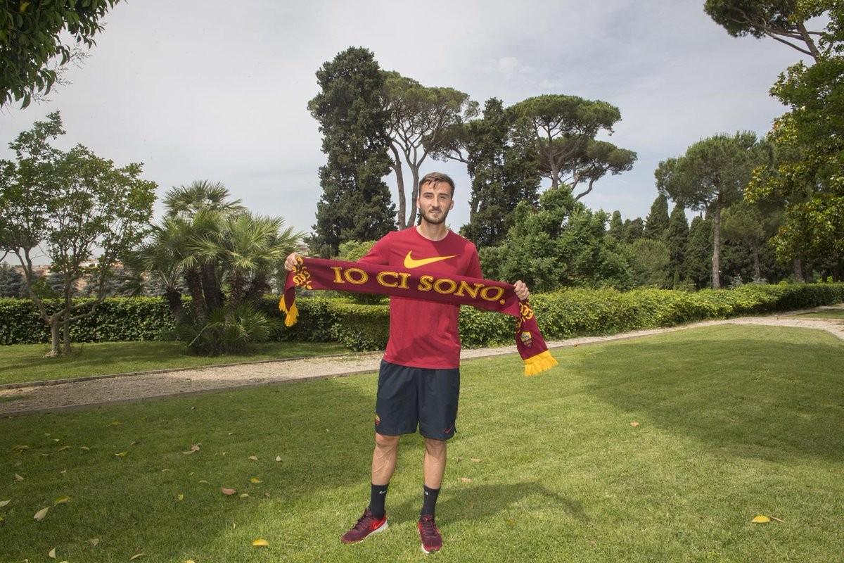Roma, ufficiale l'arrivo di Bryan Cristante dall'Atalanta