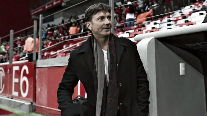 """Hernán Cristante: """"El grupo te da una buena sensación de querer ser protagonistas"""""""