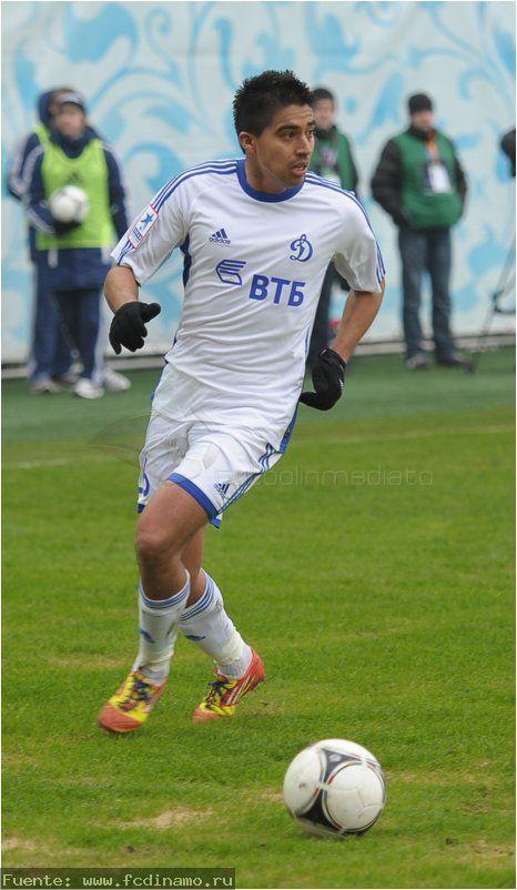 Dinamo de Moscú de Cristhian Noboa empata frente al Volga