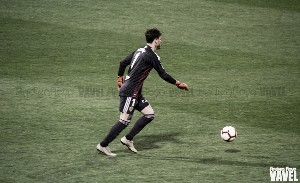 """Cristian: """"La Romareda siempre ha sido una fortaleza y es un punto de partida para lograr objetivos"""""""