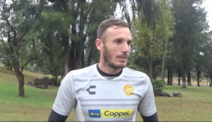 """Cristian Campestrini: """"Dorados es un lindo desafío"""""""
