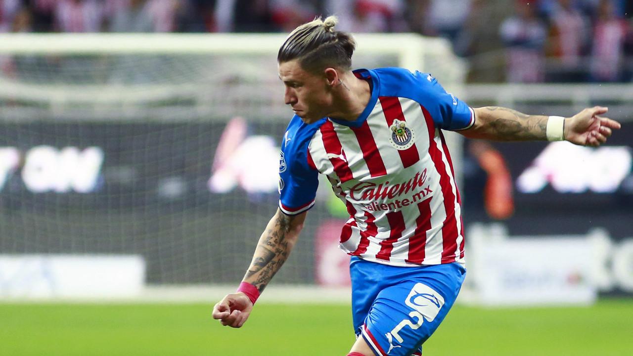 Cristian Calderón, ¿una opción en el ataque?