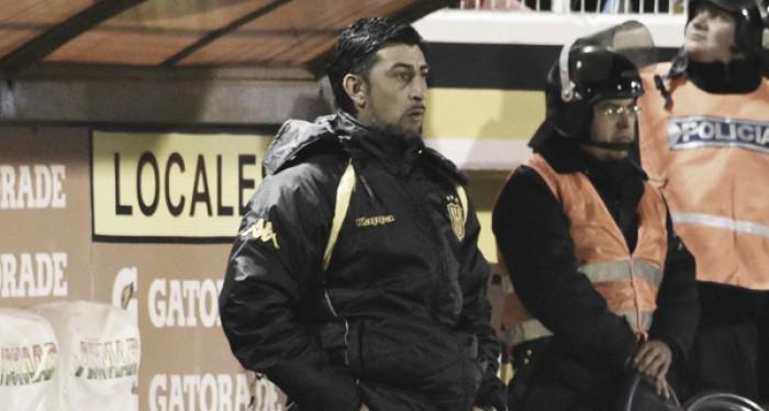 """Cristian Díaz: """"Es parte del fútbol y mi responsabilidad"""""""