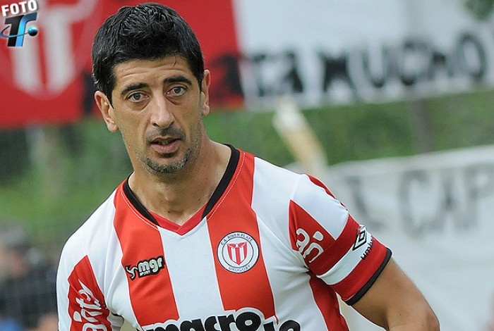 "Cristian ""Kily"" González, el último internacional uruguayo de la UD"