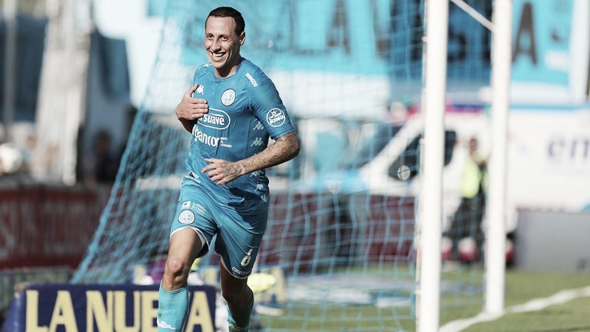 """Cristian Lema: """"El objetivo eran los 40 puntos y lo logramos"""""""