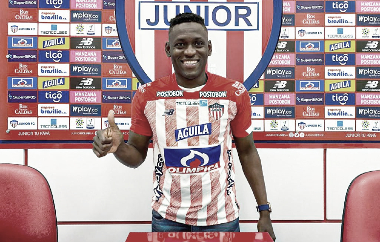 Cristian Martínez Borja vuelve a Colombia