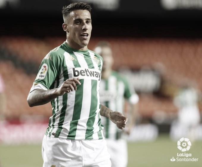 Tello firma la tercera mayor contribución goleadora de LaLiga
