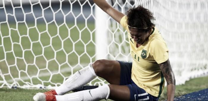 Cristiane faz exames e vira dúvida para o Brasil nos Jogos Olímpicos