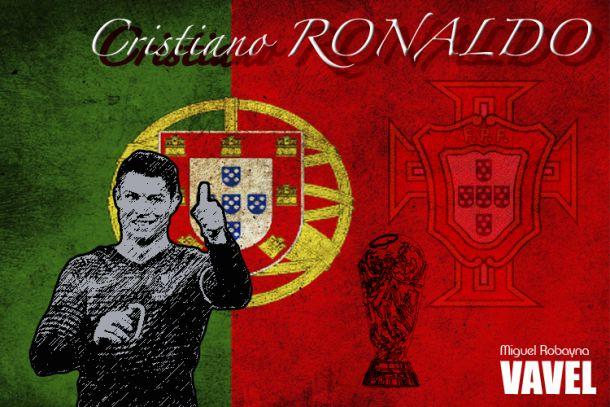 Perfil Brasil 2014: Cristiano Ronaldo