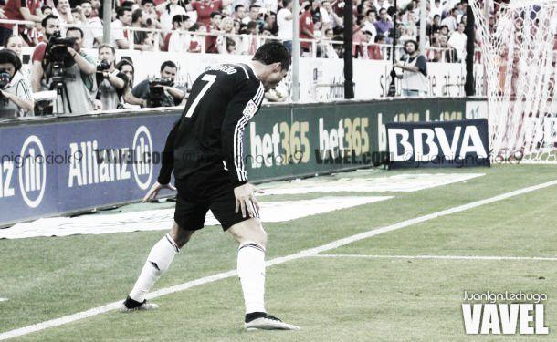 Cristiano Ronaldo vence al sufrimiento