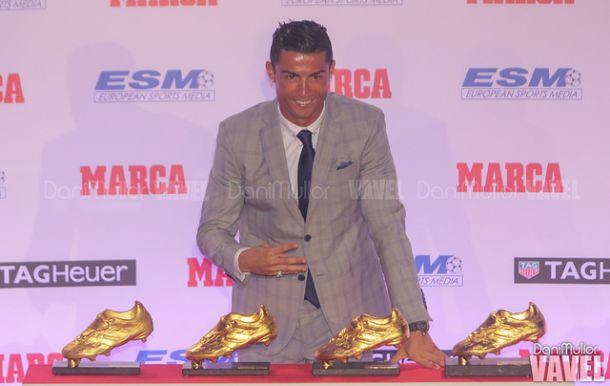 94df3be34a Cristiano Ronaldo ya tiene su cuarta Bota de Oro - VAVEL.com