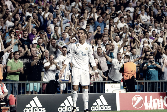 Cristiano ya es pichichi de la Champions