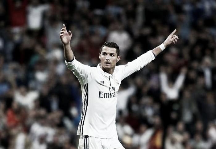 Real Madrid renova com Cristiano Ronaldo até 2021