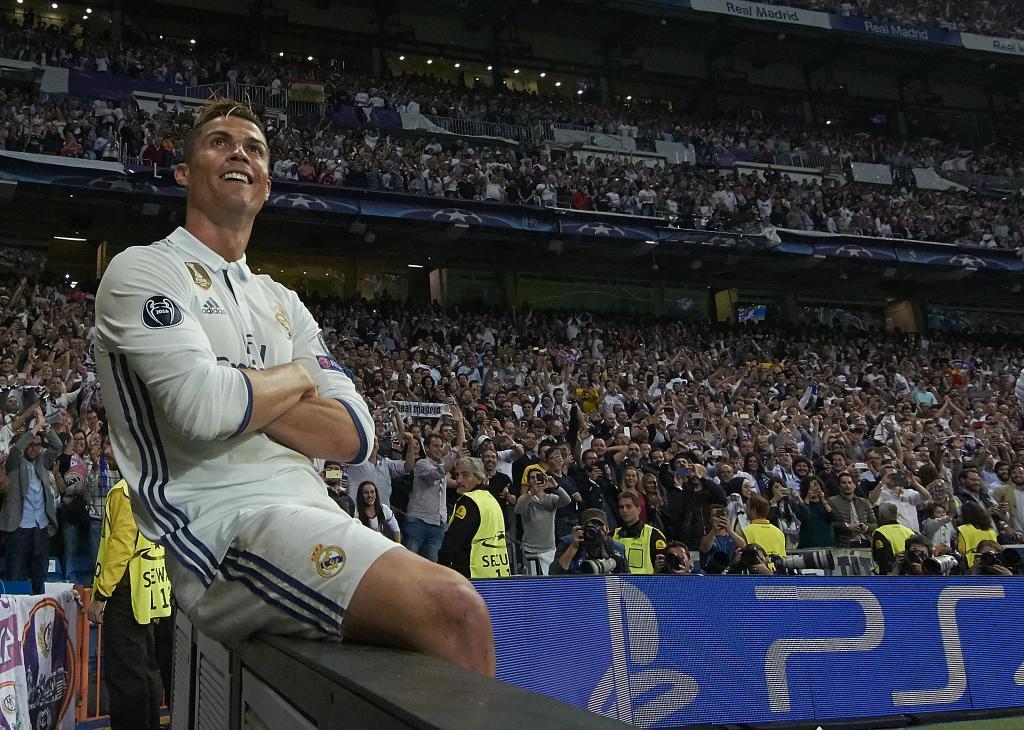 """Tres años del """"hat-trick"""" de Cristiano al Atlético de Madrid"""