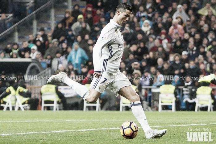 El Real Madrid es el equipo con más penaltis a favor en la Champions League