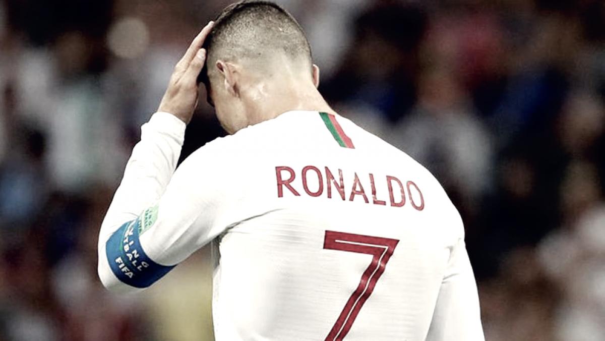 """Cristiano Ronaldo: """"Hay que estar orgullosos del equipo"""""""