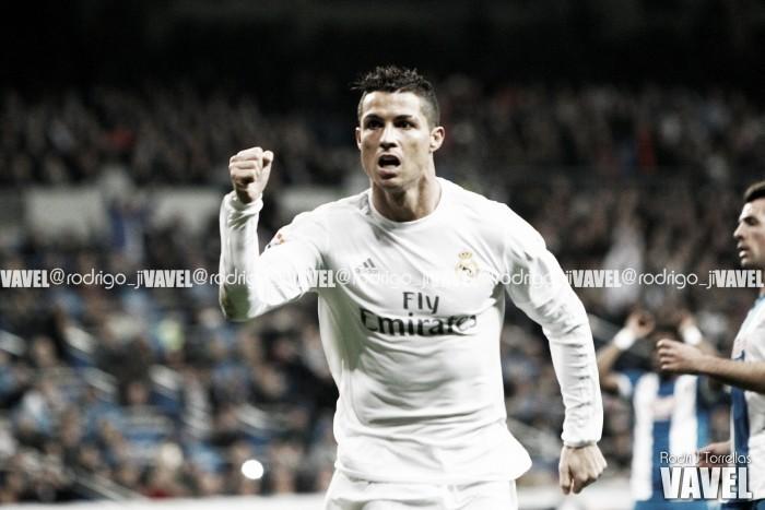Cristiano, máximo goleador de penaltis en la historia de la Liga
