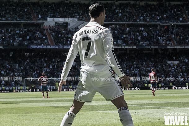 Cristiano Ronaldo é o melhor artilheiro da história do Real Madrid