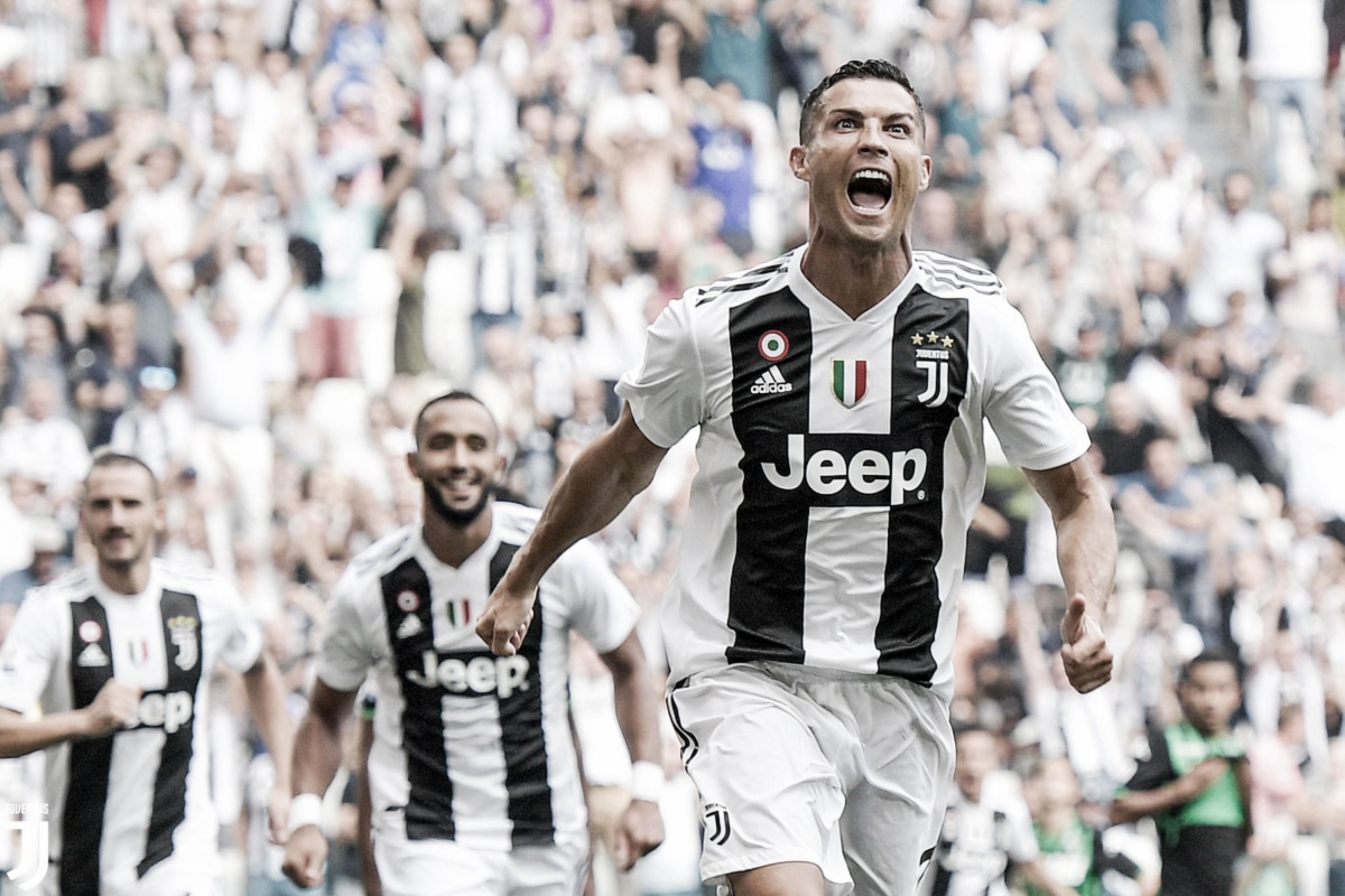 Cristiano Ronaldo revela 'tensão' por jejum de gols pela Juventus e mira estreia na Champions League