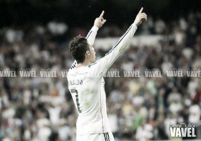 Cristiano Ronaldo, máximo goleador histórico de las cinco grandes ligas