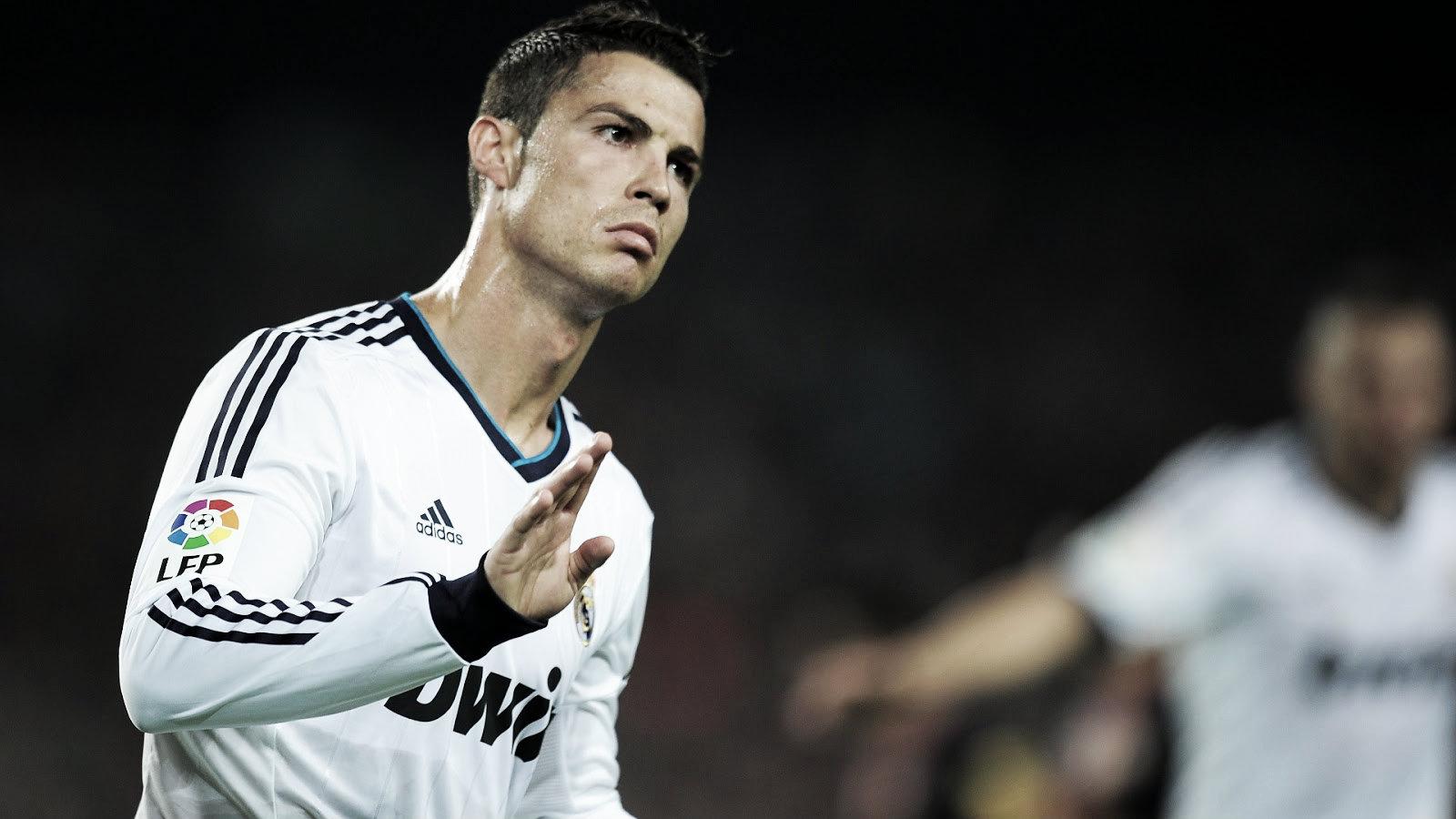 Real Madrid 2012/13: Cristiano Ronaldo