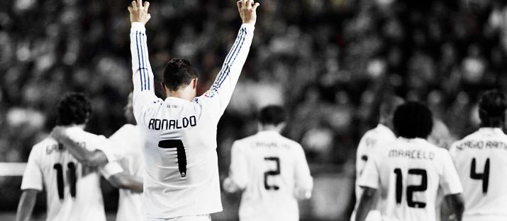 """Cristiano Ronaldo """"La leyenda del búfalo blanco"""""""