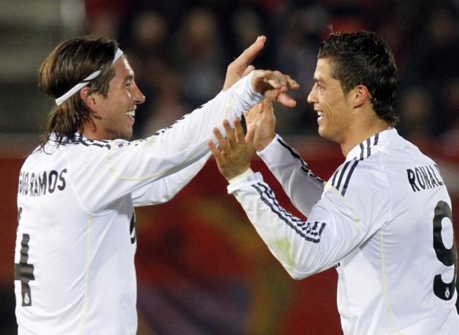 Cuatro madridistas en el 'once' ideal  de la UEFA