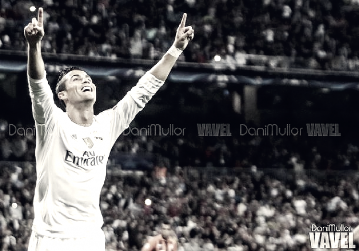 Cristiano marcó su primer gol hace 15 años