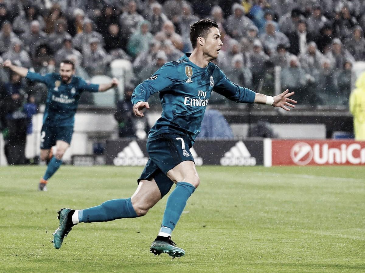 Cristiano y la Champions, sinónimo de victoria