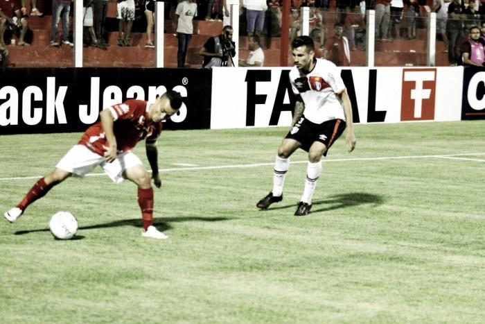 Na Arena e sem torcida, JEC e Vila Nova fazem jogo que pode definir futuro do tricolor catarinense
