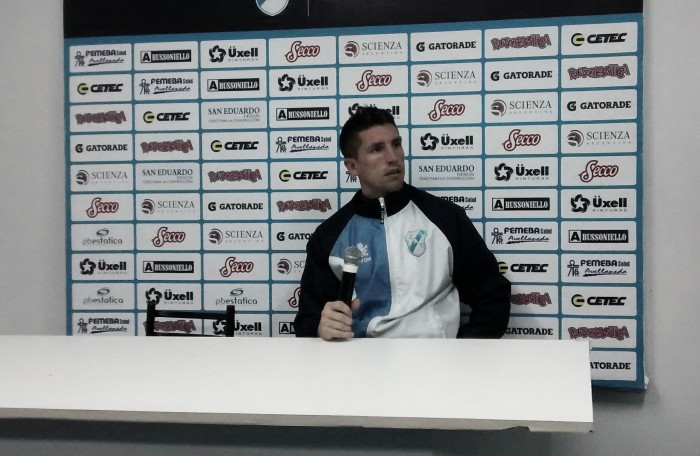"Crivelli: ""Vamos a dejar a Temperley en Primera"""