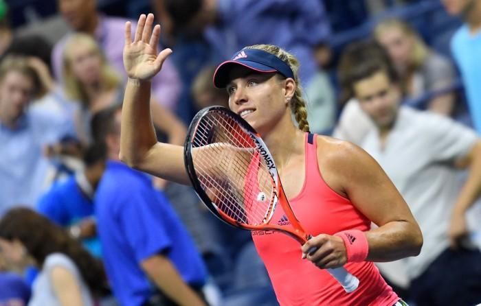 Us Open 2016 - Wozniacki sul tragitto della Kerber per la finale