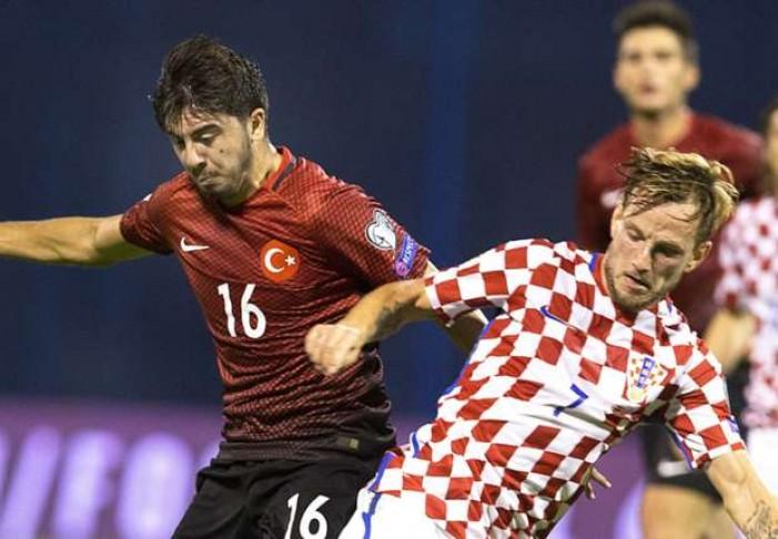 Qualificazioni Mondiale 2018, Croazia e Turchia iniziano con un pareggio