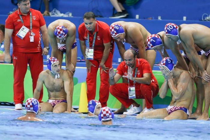 Rio 2016, Pallanuoto Maschile - Croazia spaventosa, Montenegro battuto 12-8