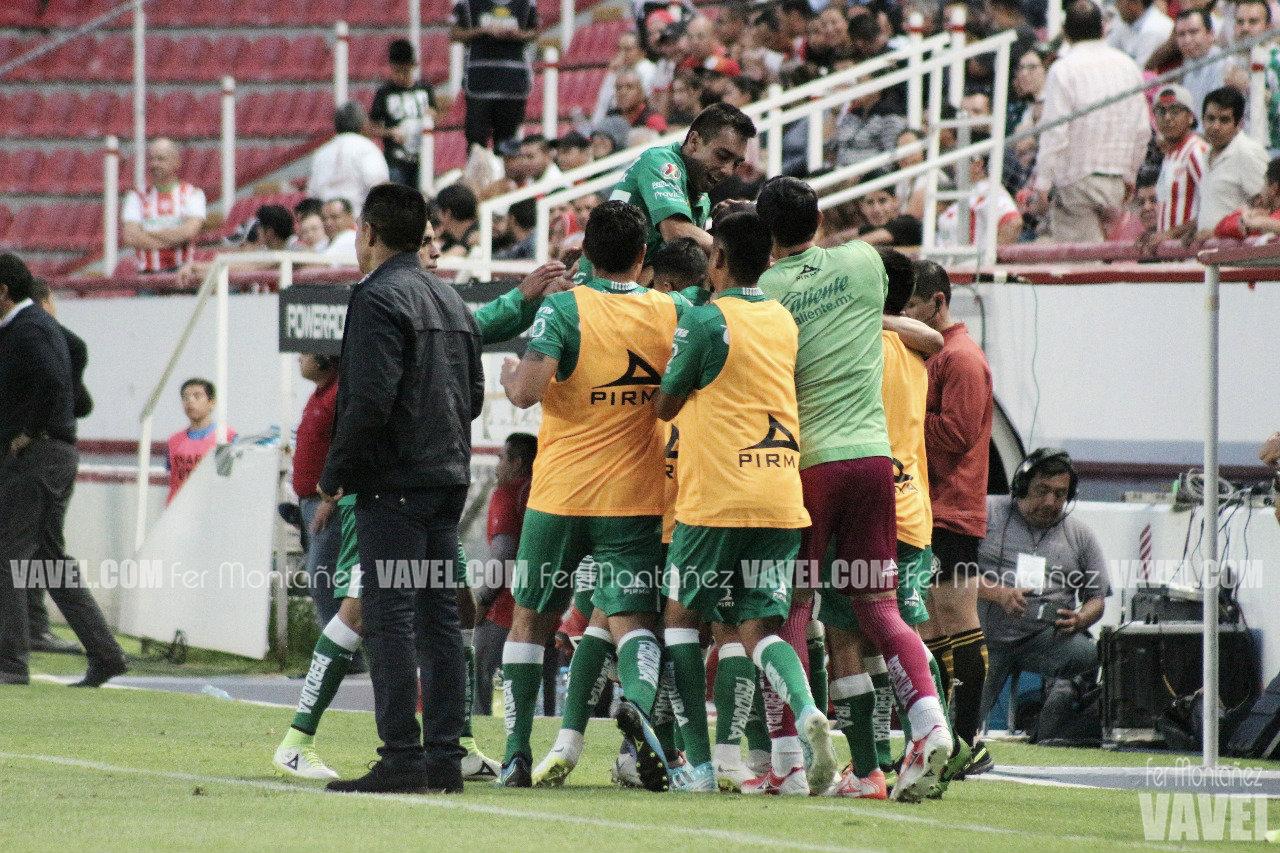 León elimina al campeón de la Copa MX