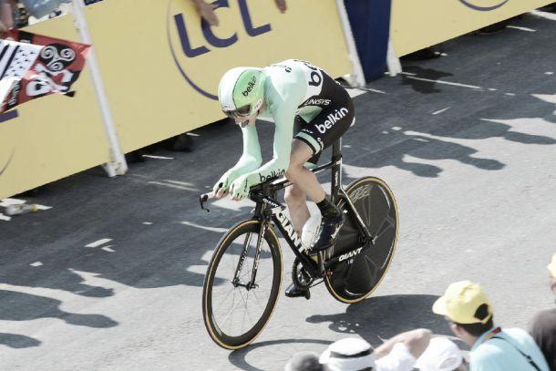 Tour de Francia 2014: 20ª etapa  en directo