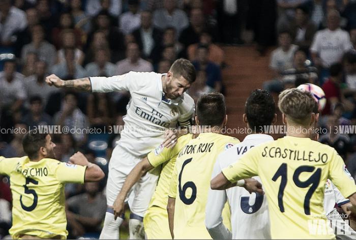 El Villarreal arrebata los dos primeros puntos al Real Madrid en la presente Liga