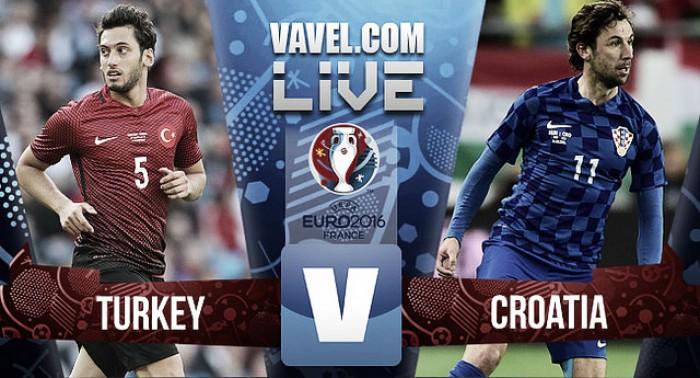 Croacia va en serio en esta Eurocopa