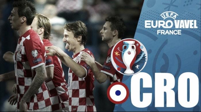 Eurocopa 2016: boa geração da Croácia tem caminho complicado para fazer valer expectativas