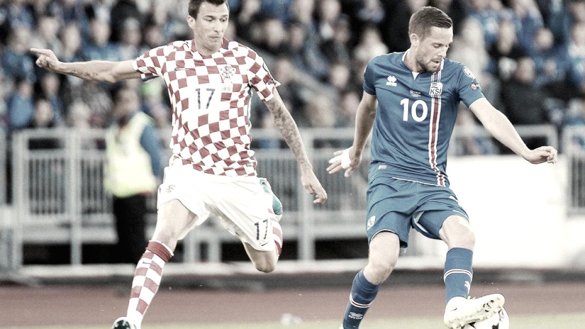 Islandia y Croacia: el último examen previo al Mundial