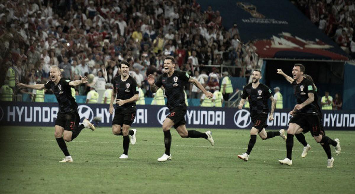 Inglaterra vs. Croacia: puntuaciones de la selección croata