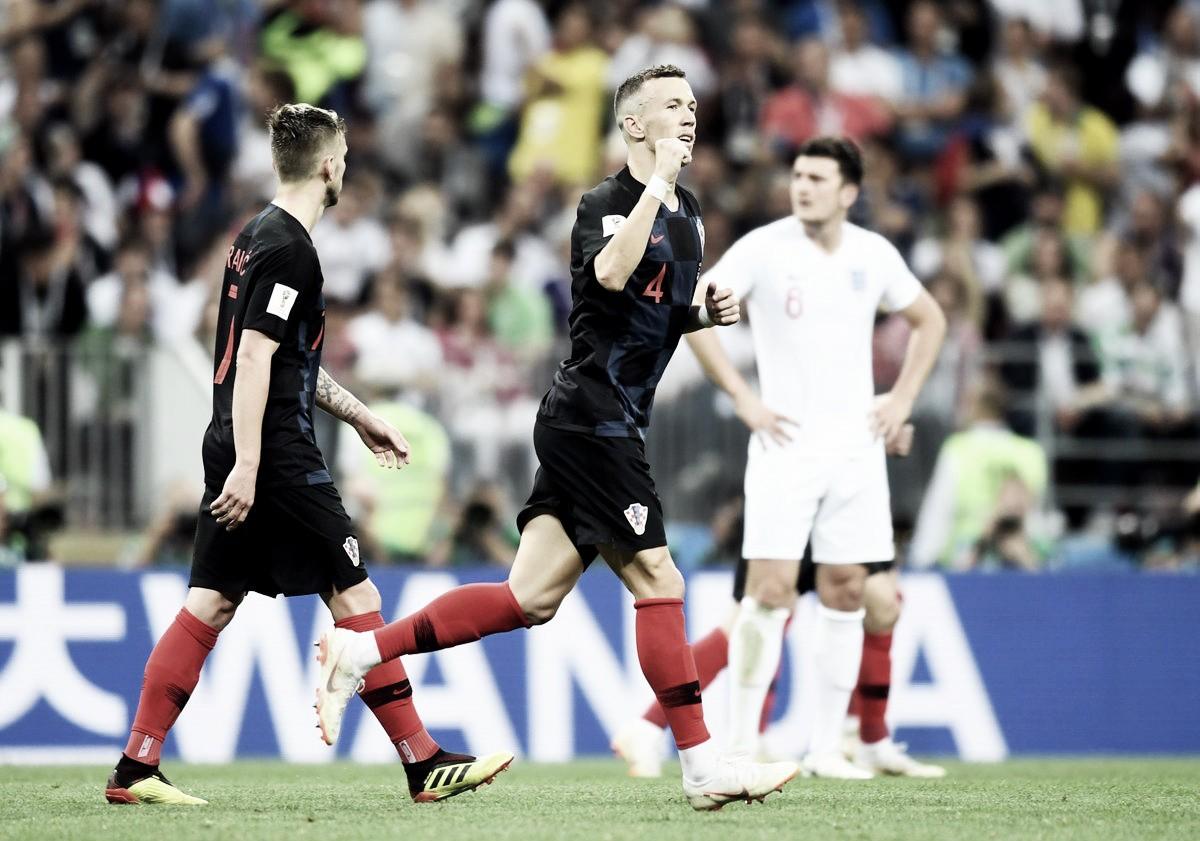 Primera final de un Mundial para los croatas