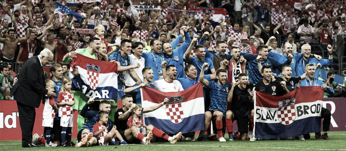 Com ''um jogo a mais'', Croácia chega à final desgastada e fortalecida