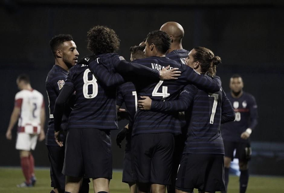 Foto: divulgação / seleção francesa de futebol